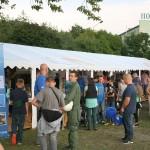 Mieleckie firmy w namiotach na Dniach Miasta