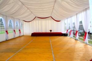 Wynajem namiotów na wesela Mielec