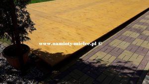 Podłoga drewniana 5x10m