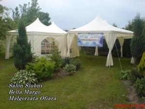 Wynajem namiotów plenerowych Mielec