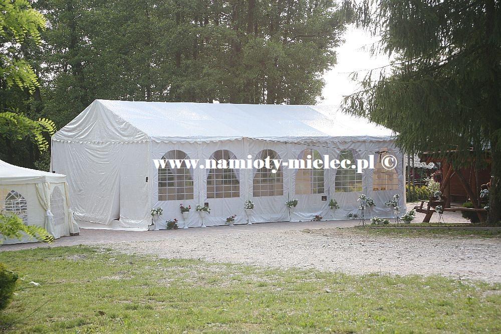 Hala namiotowa 8x12 m